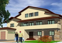 Proiect Casa B
