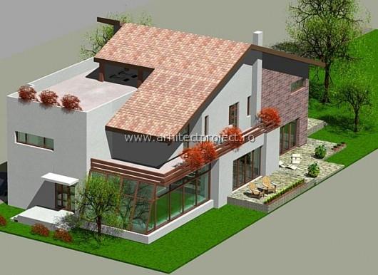 Proiect de casa individuala