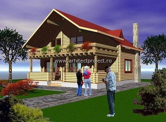 Proiect casa individuala