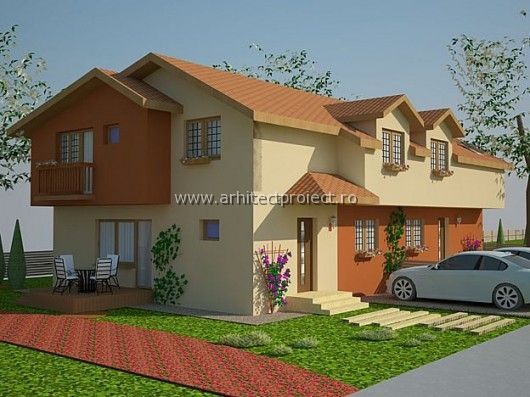 planuri de prezentare casa tip c-d2