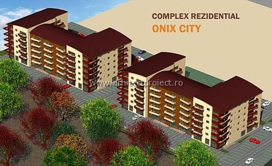 PROIECT ANSAMBLUL REZIDENTIAL OMNIX CITY
