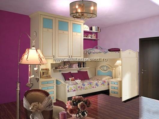Dormitor copii T4a