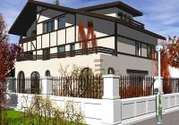 Proiect Casa tip Fachwerk