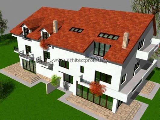 Arhitectura proiect Amalia