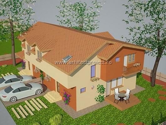 planuri de prezentare casa tip c-d3